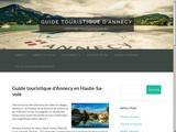 Guide touristique de la ville d'Annecy