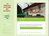 Guide des pizzerias à Annecy