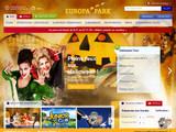 Europa-Park à Rust en Allemagne