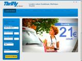 Thrifty location de voiture pas cher dans les Antilles